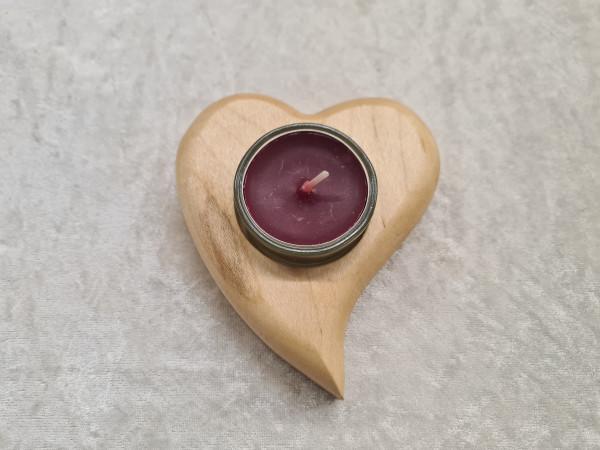 Herz asymmetrisch