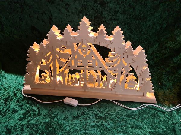 Schwibbogen - Weihnachtsstube