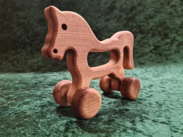 Roll - Pferd