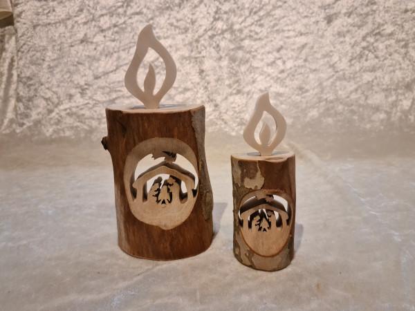 Ast - Kerze - Heilige Familie