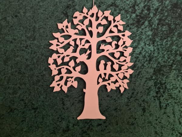 Kleiner Vogelbaum