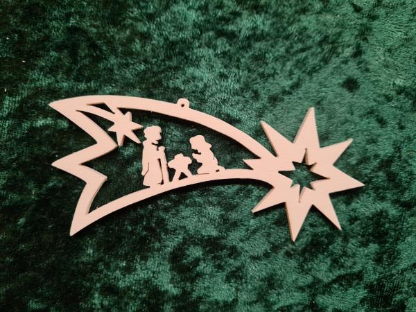 Heilige Familie im Komet