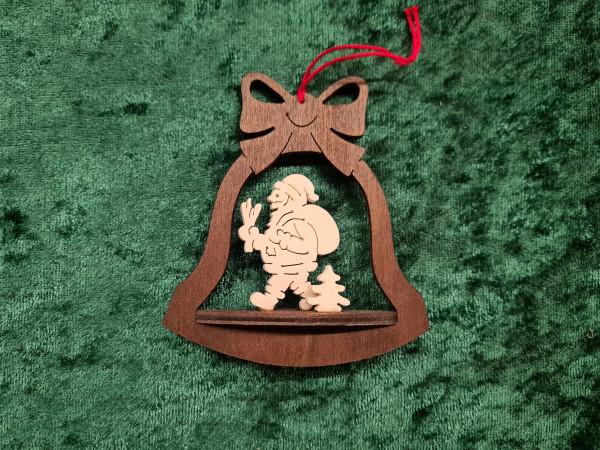 Braune Glocke Nikolaus