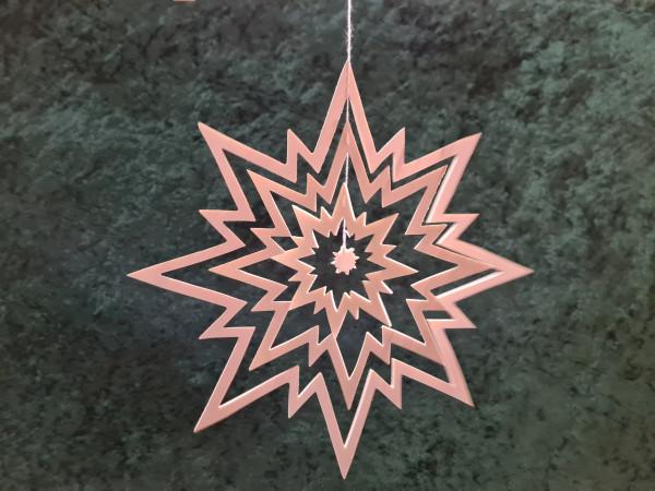 Kleiner Stern in Stern - Mobile