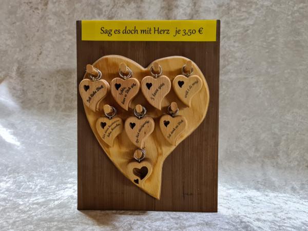 Herz asymmetrisch: Ich Liebe Dich