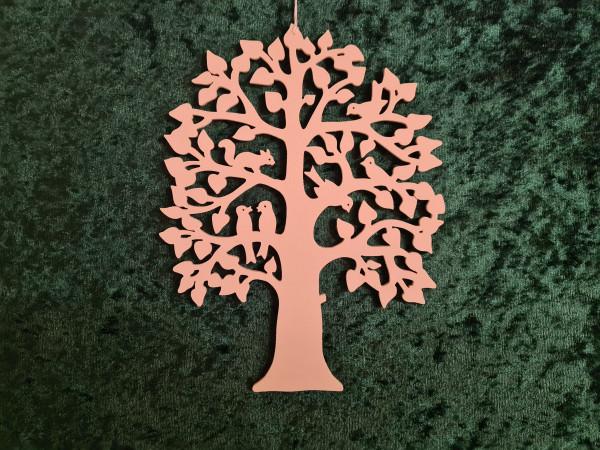 Großer Vogelbaum